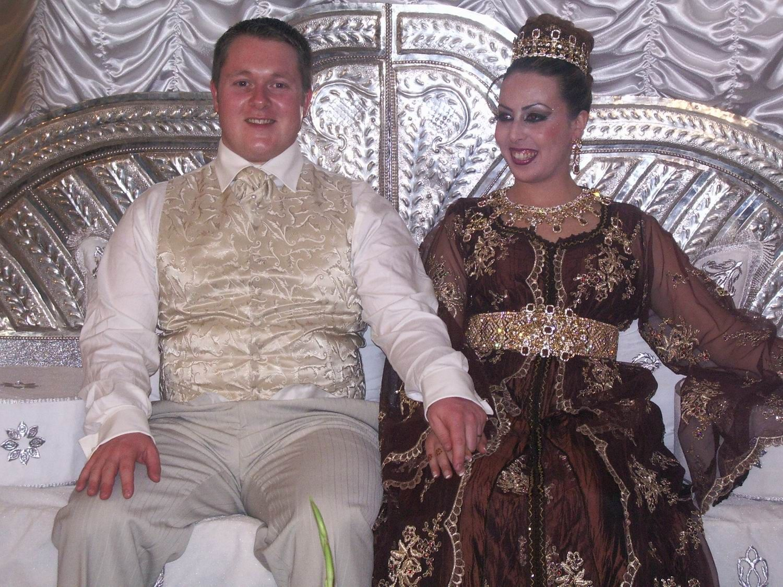 En costume traditionnel